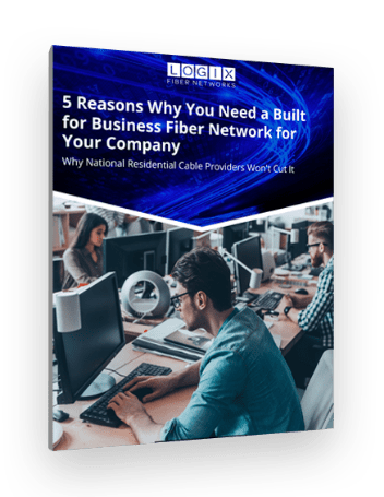 5 Reasons Why You Need a Built for Business Fiber Network for Your Company
